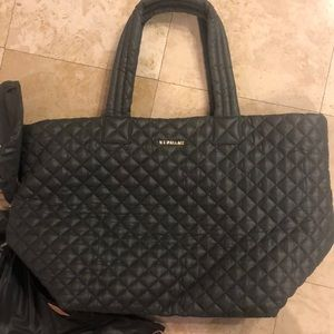 Mz Wallace large gray metro tote Brand new-